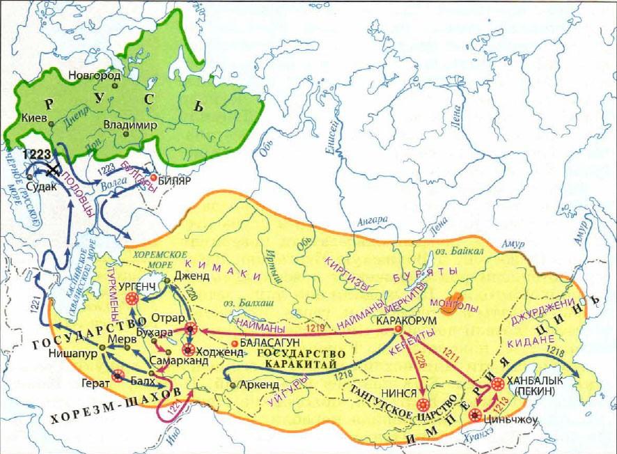 Учебник по истории России. Арсентьев. 6 класс 2 часть. Параграф 15