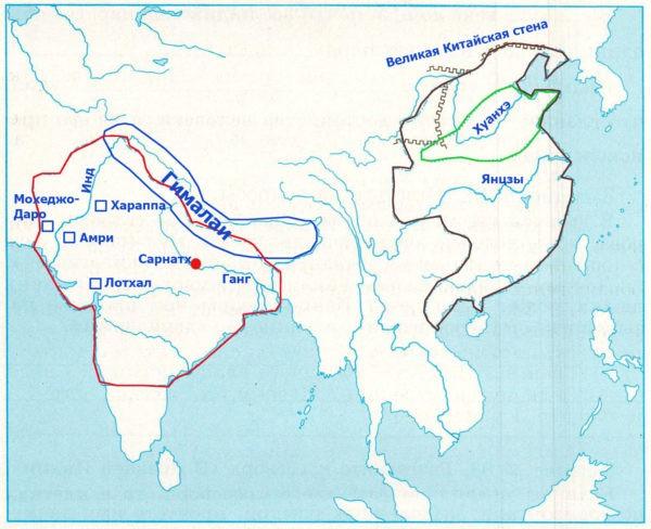 Рабочая тетрадь по всеобщей истории Древнего мира. Годер. 5 класс. 1 часть. Задание 80