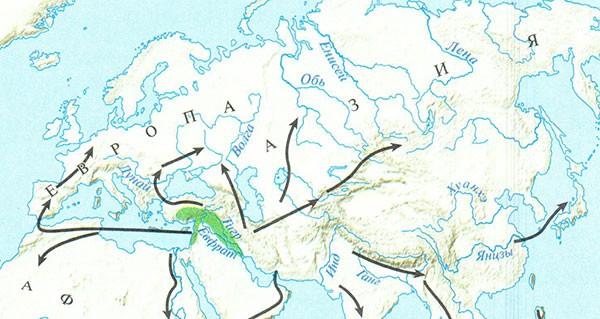 Учебник по всеобщей истории Древнего мира. Вигасин, Годер. 5 класс. Параграф 4