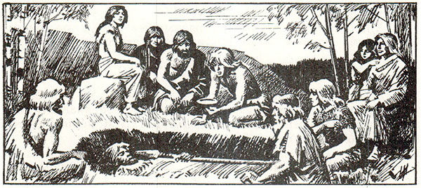 Рабочая тетрадь по всеобщей истории Древнего мира. Годер. 5 класс. 1 часть. Задание 10