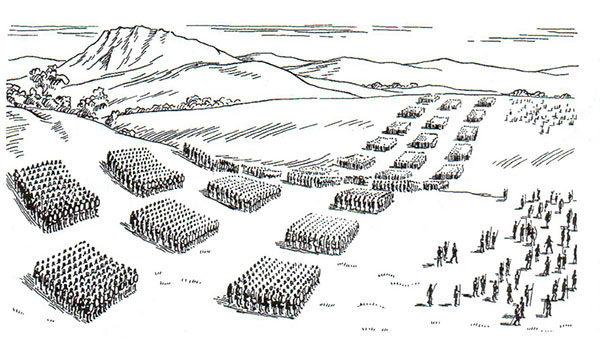 Учебник по всеобщей истории Древнего мира. Вигасин, Годер. 5 класс. Параграф 46