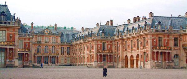 Версаль - резиденция французских королей