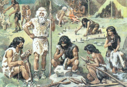 Учебник по всеобщей истории Древнего мира. Вигасин, Годер. 5 класс. Параграф 2