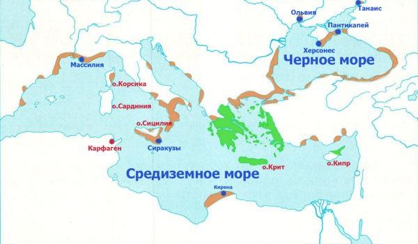 Рабочая тетрадь по всеобщей истории Древнего мира. Годер. 5 класс. 2 часть. Задание 26