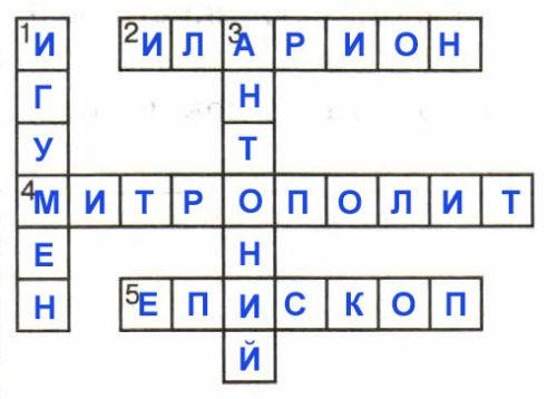 Рабочая тетрадь по истории России. Артасов 6 класс. Параграф 9