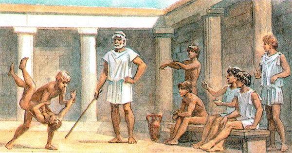 Учебник по всеобщей истории Древнего мира. Вигасин, Годер. 5 класс. Параграф 38