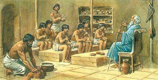 Учебник по всеобщей истории Древнего мира. Вигасин, Годер. 5 класс. Параграф 13