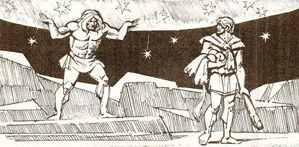 Рабочая тетрадь по всеобщей истории Древнего мира. Годер. 5 класс. 2 часть. Задание 27