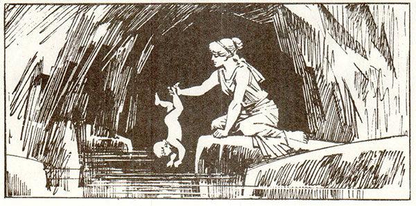 Рабочая тетрадь по всеобщей истории Древнего мира. Годер. 5 класс. 2 часть. Тест-7