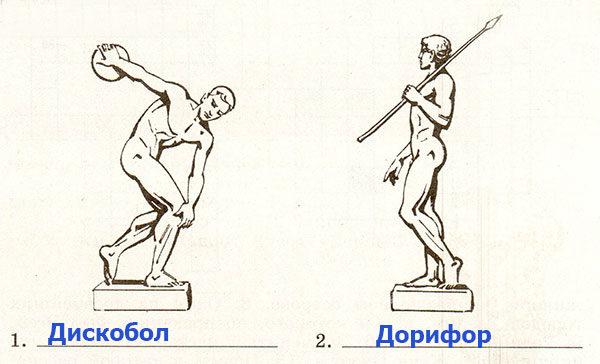 Рабочая тетрадь по всеобщей истории Древнего мира. Годер. 5 класс. 2 часть. Задание 42