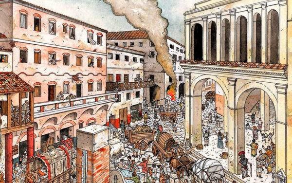 Рабочая тетрадь по всеобщей истории Древнего мира. Годер. 5 класс. 2 часть. Тест-9